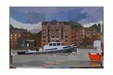 Bermondsey Resource, 2012 Giclee Print by Piers Ottey