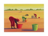Beyond the Pale, 1998 Giclee Print by Tilly Willis