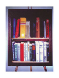 Small American Library, 1985 Giclee Print by Terry Scales