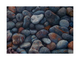 Adrian's Rocks 2012 Giclee Print by Lee Campbell