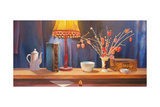 Midnight, Still Life, 1980 Giclee Print by Terry Scales