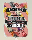 The Invincible Summer Prints by  Kavan & Company