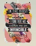 The Invincible Summer Prints by  Kavan & Company
