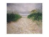 Dunes, Amrum, Germany, 2005 Giclee Print by John Erskine