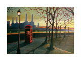 Ode to Sir Giles, 1998 Giclee Print by Lee Campbell