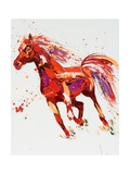 L'Espirit Giclee Print by Penny Warden