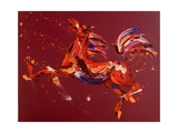 Fantasy Giclee Print by Penny Warden