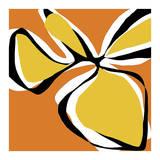 Oh So Pretty – Yellow Kunstdrucke von Jan Weiss