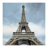 Eiffel Tower Art by Alan Blaustein