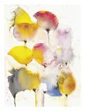 Leaves Falling II Affiches par Karin Johannesson