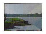 Birdham Pool Slipway, 2010 Giclee Print by Piers Ottey