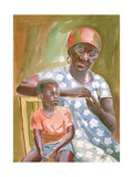 Grandmother's Love, 1995 Giclee Print by Carlton Murrell