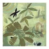 Floral Fantasies 2 Prints by Aleah Koury