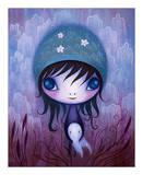Big Furry Fuzzy Thing Print by Jeremiah Ketner