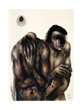 The Expulsion from Paradise, 2013 Giclee Print by Chris Gollon