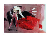 Matador, 1998 Giclee Print by Mark Adlington