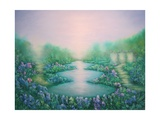 The Garden of Peace, 2011 Giclee Print by Hannibal Mane