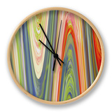 Transition II Clock by Ricki Mountain