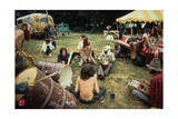 Woodstock- Drum Circles Fotografía por Epic Rights