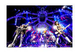 KISS - 40th Anniversary Tour Live - Simmons, Stanley, and Thayer Photo by  Epic Rights