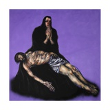 Pieta, 2013 Giclee Print by Chris Gollon