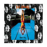 Def Leppard - High 'n' Dry 1981 Prints by  Epic Rights