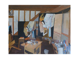 The Mill Studio, 2000 Giclee Print by Piers Ottey