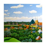 Tate and Lyle Giclee Print by Noel Paine