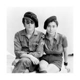 John Lennon - John and Yoko by the Harbor 1971 Posters by  Epic Rights