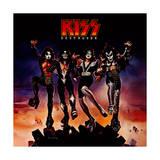 KISS - Destroyer (1976) Posters af Epic Rights