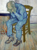 At Eternity's Gate Posters by Vincent van Gogh