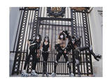 KISS - Buckingham Palace 1976 Prints by  Epic Rights