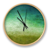 Hope Floats IV Clock by Ricki Mountain