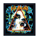 Def Leppard - Hysteria 1987 Póster por Epic Rights
