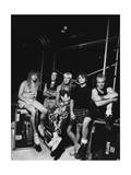 Def Leppard - Adrenalize Tour (Black and White) 1992 Prints by  Epic Rights