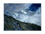 Jungfrau Giclee Print by John Cooke