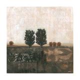 Global Landscape I Prints by Norman Wyatt Jr.