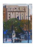 Thank You Hackney, 2013 Giclee Print by Piers Ottey