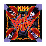 KISS - Sonic Boom (2009) Prints by  Epic Rights