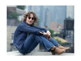 John Lennon - New York Rooftop 1974 Prints by  Epic Rights