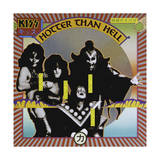 KISS - Hotter Than Hell (1974) Art by  Epic Rights