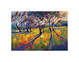 Crystal Light II Giclee Print by Erin Hanson
