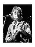 John Lennon - Madison Square Garden 1972 (Black and White) Posters by  Epic Rights