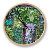 B-Jeweled Deco IV Clock by Ricki Mountain