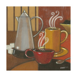 Another Cup II Premium Giclee Print by Norman Wyatt Jr.