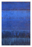 Got Blue Lámina giclée por Jeannie Sellmer