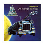 Def Leppard - On Through The Night 1980 Poster por Epic Rights