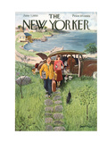 The New Yorker Cover - June 3, 1950 Premium Giclee Print by Garrett Price