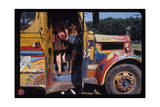 Woodstock- Come Aboard the School Bus Fotografía por Epic Rights