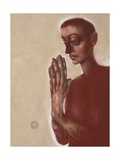 Hannah, 2013 Giclee Print by Chris Gollon
